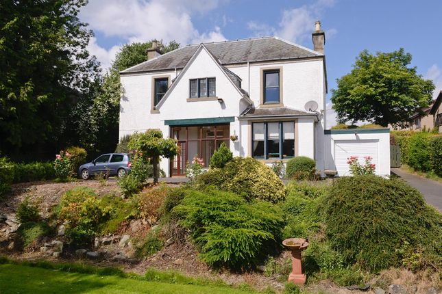 Thumbnail Detached house for sale in Sunnyside, 29 Scotts Place, Selkirk