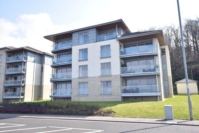 Thumbnail 2 bedroom flat for sale in Cloch Caravan Park, Cloch Road, Gourock