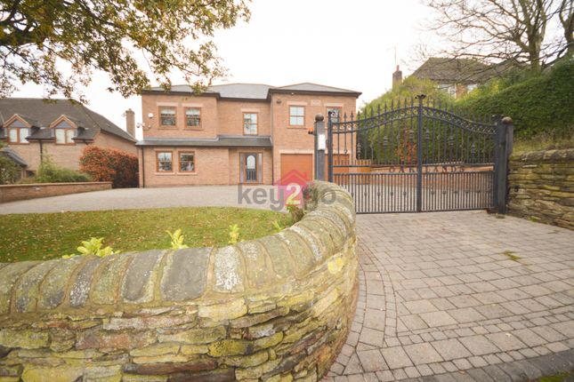 Thumbnail Detached house for sale in Main Road, Ridgeway, Sheffield