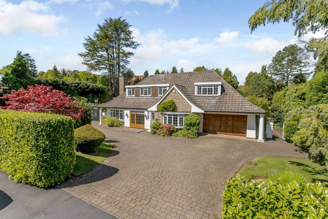 Thumbnail Detached house for sale in Knowles Drive, Four Oaks Estate, Sutton Coldfield