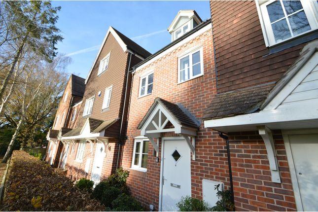 Thumbnail Terraced house for sale in Redland Avenue, Tunbridge Wells