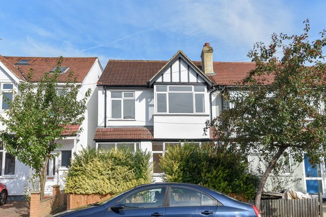 Thumbnail End terrace house for sale in Abercairn Road, London