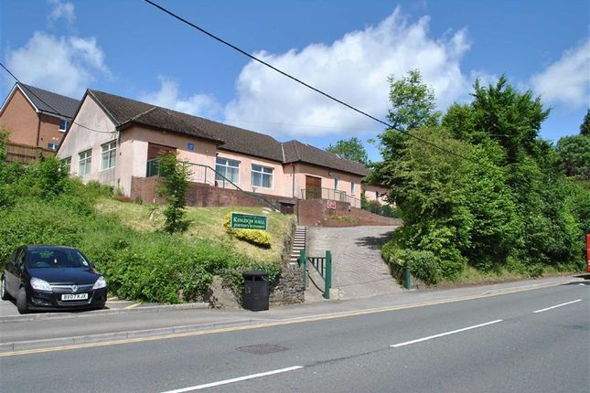 Thumbnail Land for sale in High Street, Blackwood, Gwent