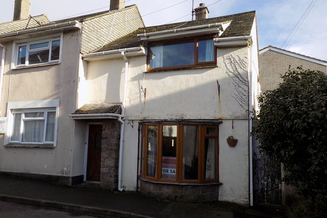 Thumbnail End terrace house for sale in Trevarrack Noweth, Gulval