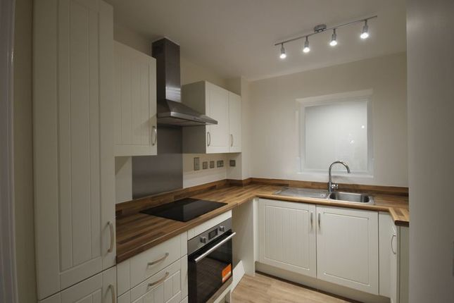 Thumbnail Flat for sale in Swallow Place, Penkridge, Stafford