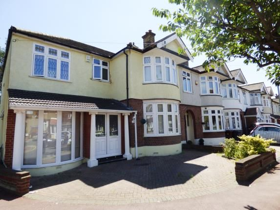 Thumbnail End terrace house for sale in Cavendish Gardens, Barking
