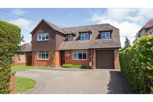 Thumbnail Detached house for sale in Clubhouse Lane, Southampton