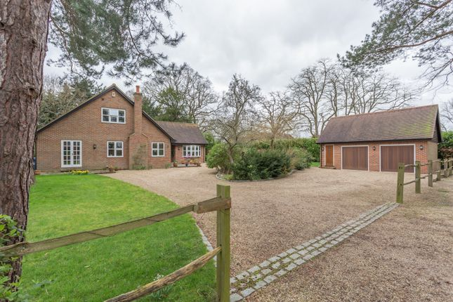 Front Aspect of Large Individual Home. Church Road, Winkfield, Berkshire SL4