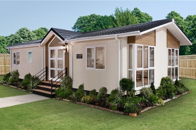 Thumbnail Bungalow for sale in The Moorings, Long Lane, Telford