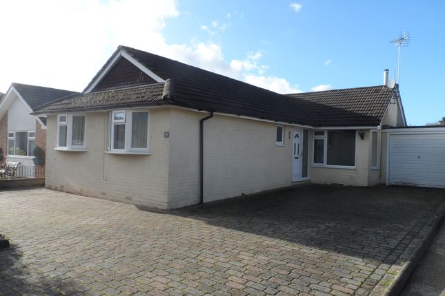 Thumbnail Bungalow to rent in Greenfield Cresent, Waterlooville