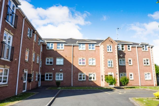 Flat for sale in Shire Lodge Close, Corby