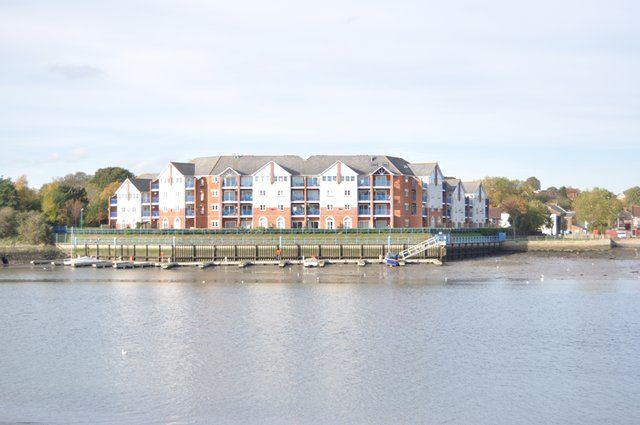 Thumbnail Flat for sale in Horseshoe Bridge, St Denys, Southampton, Hampshire