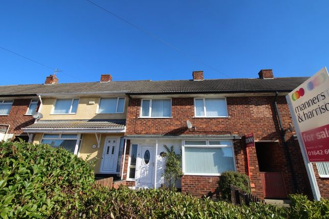 Thumbnail Terraced house to rent in Scurfield Road, Stockton-On-Tees