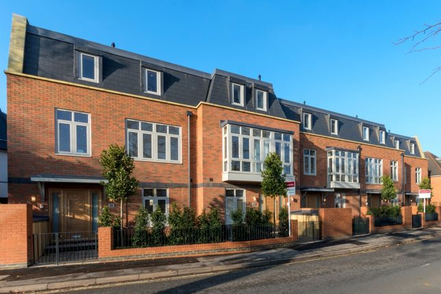 Thumbnail Town house for sale in Thames Street, Weybridge