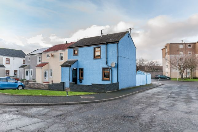 Thumbnail End terrace house for sale in 2 Assel Place, Girvan
