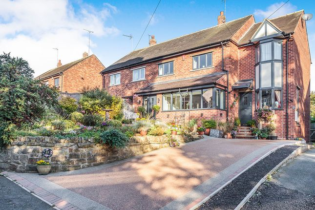 Thumbnail Semi-detached house for sale in Moor Lane, Gomersal, Cleckheaton