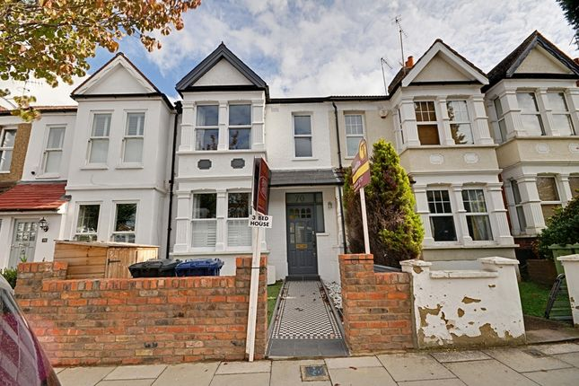 3 bed terraced house to rent in Curzon Road, Ealing