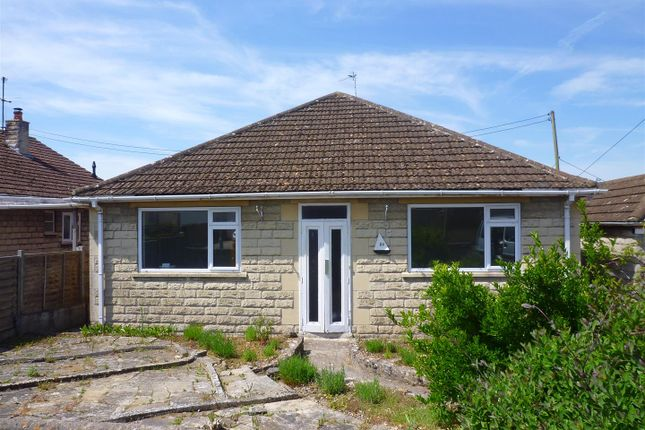 Thumbnail Detached bungalow to rent in Greenway Gardens, Trowbridge