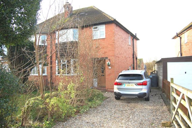 Thumbnail Semi-detached house to rent in Chestnut Road, Astwood Bank, Redditch
