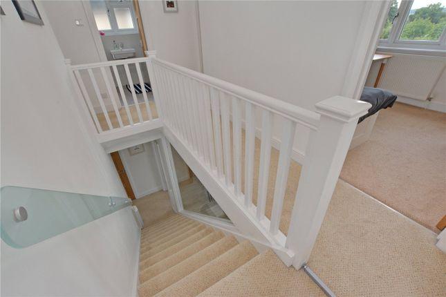 Stairway of Horn Park Lane, Lee, London SE12