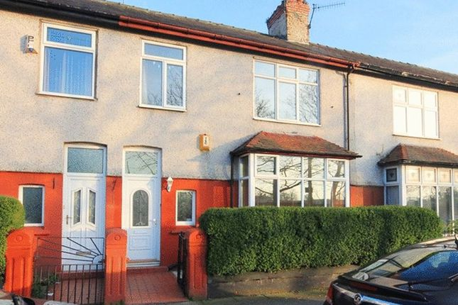 Thumbnail Terraced house for sale in Beechwood Road, Aigburth, Liverpool