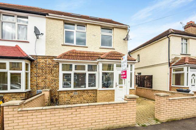Thumbnail Semi-detached house for sale in Shaftesbury Avenue, Feltham