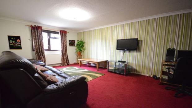Living Room of Brahms Road, Basingstoke RG22