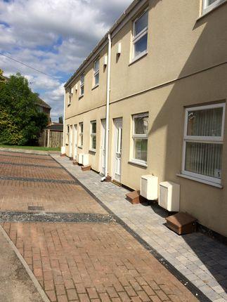 Thumbnail Terraced house to rent in Pinxton Court Wharf Road, Pinxton