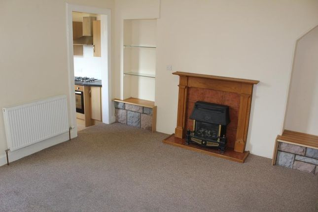 Thumbnail Flat to rent in George Street, Peebles