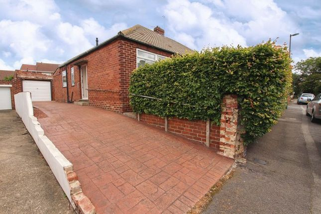 Thumbnail Semi-detached bungalow to rent in Hunley Avenue, Brotton, Saltburn-By-The-Sea