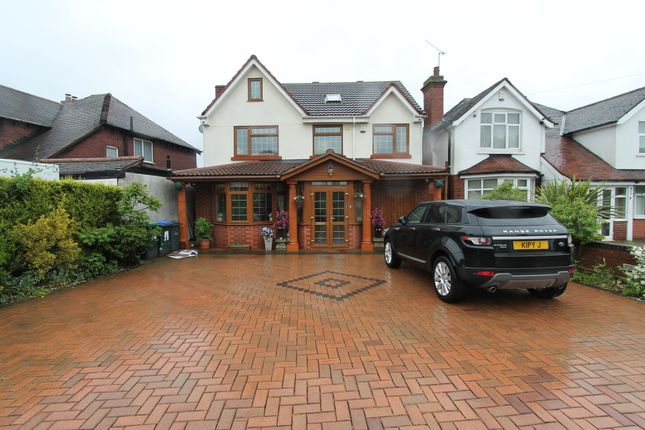 Thumbnail Detached house for sale in Sundial Lane, Great Barr
