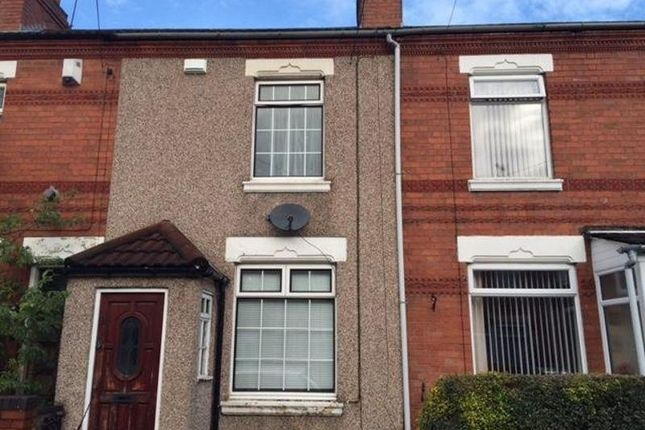 Thumbnail Terraced house to rent in Caludon Road, Stoke, Coventry