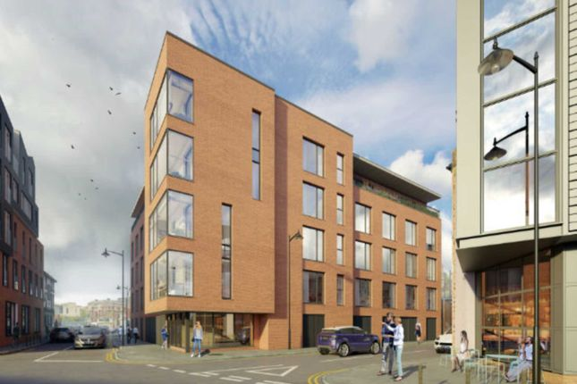 1 bed flat for sale in Russell Street, Sheffield
