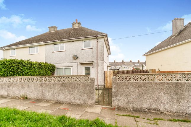 Thumbnail Semi-detached house for sale in Mulberry Road, Saltash