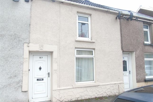 Thumbnail Property to rent in Commercial Street, Maesteg