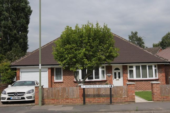 Thumbnail Detached bungalow for sale in Woburn Avenue, Farnborough