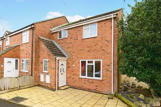 Thumbnail Terraced house for sale in Armada Way, Dorchester