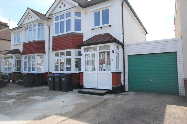 Thumbnail Semi-detached house to rent in St. Oswalds Road, London