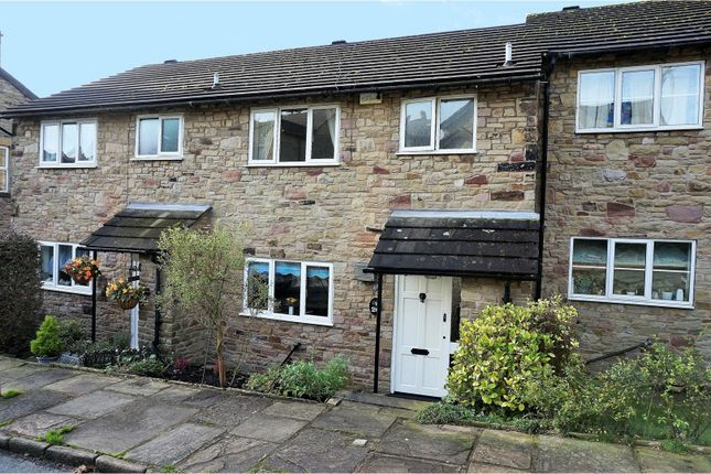 Thumbnail Terraced house for sale in Beeston Mount, Bollington