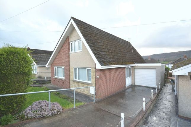 Thumbnail Detached bungalow for sale in 15 Elias Drive, Bryncoch, Neath
