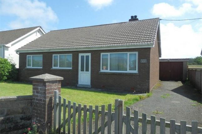 Thumbnail Bungalow to rent in Perthi Villa, Nebo, Llanon