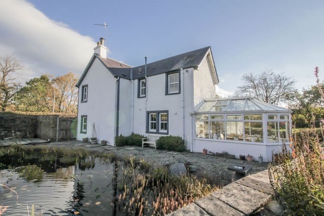 Thumbnail Detached house for sale in Claymires House, Buchlyvie, Stirlingshire