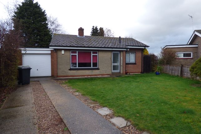 Thumbnail Detached bungalow to rent in Staines Way, Louth
