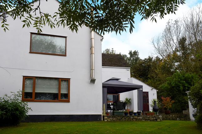 Thumbnail Detached house for sale in Yarley, Wells
