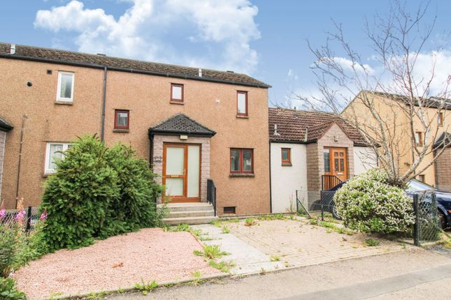 Thumbnail Terraced house for sale in Inchbrae Drive, Aberdeen