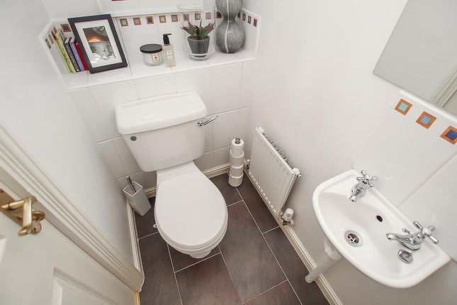Shower Room of Chelwood Drive, Mapperley, Nottingham NG3