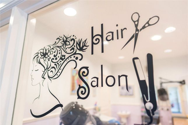 Hair Salon of Quarry Court, Adelaide Place, Fishponds, Bristol BS16