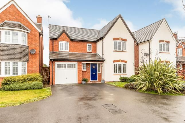 Thumbnail Detached house for sale in Teasdale Place, Chase Meadow, Warwick, Warwickshire