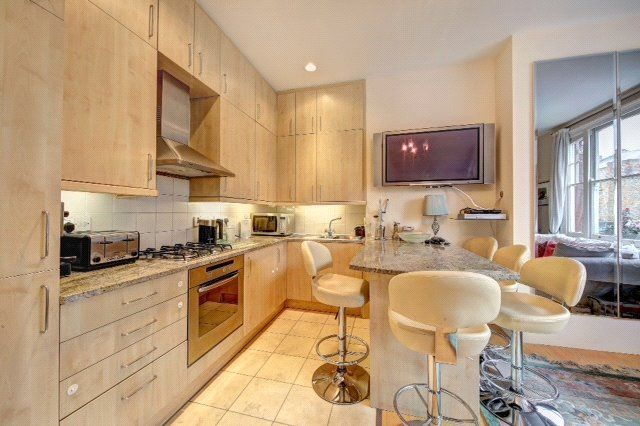 Kitchen of Wandsworth Bridge Road, London SW6
