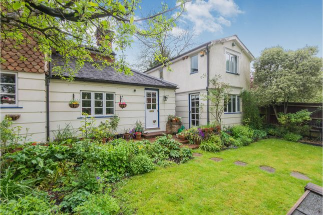 Thumbnail Detached house for sale in Church Lane, Colden Common